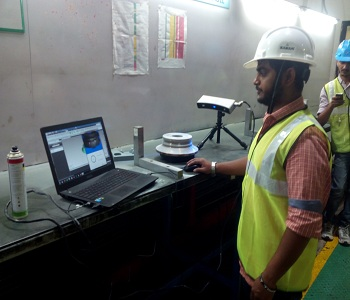 3D Scanning Services in Bangalore